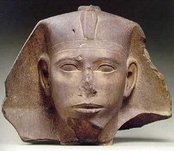 Head of Djedefre
