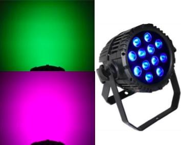 244.00$  Buy now - http://alirx3.worldwells.pw/go.php?t=32626020883 - 1pcs/lot, waterproof 12x12w LED par light RGBW 4in1 par can IP65 stage wedding decoration dmx disco lighting nightclub concert