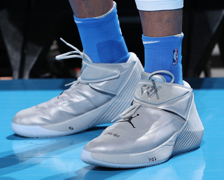 The Air Jordan Why Not Zer0 1 Basketball Shoes Shoes Air Jordans