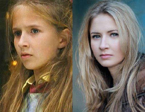 نتيجة بحث الصور عن Eliza Bennett now and then