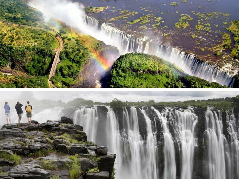 Wow 27 Foto Pemandangan Air Terjun Terindah Di Dunia 5 Air Terjun Tercantik Di Dunia Lifestyle Rojak Daily 13 Air Terjun Terindah Di 2020 Air Terjun Pemandangan Air