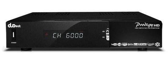 Jean Importados®: Duosat Prodigy Multimidia HD IKS – SKS