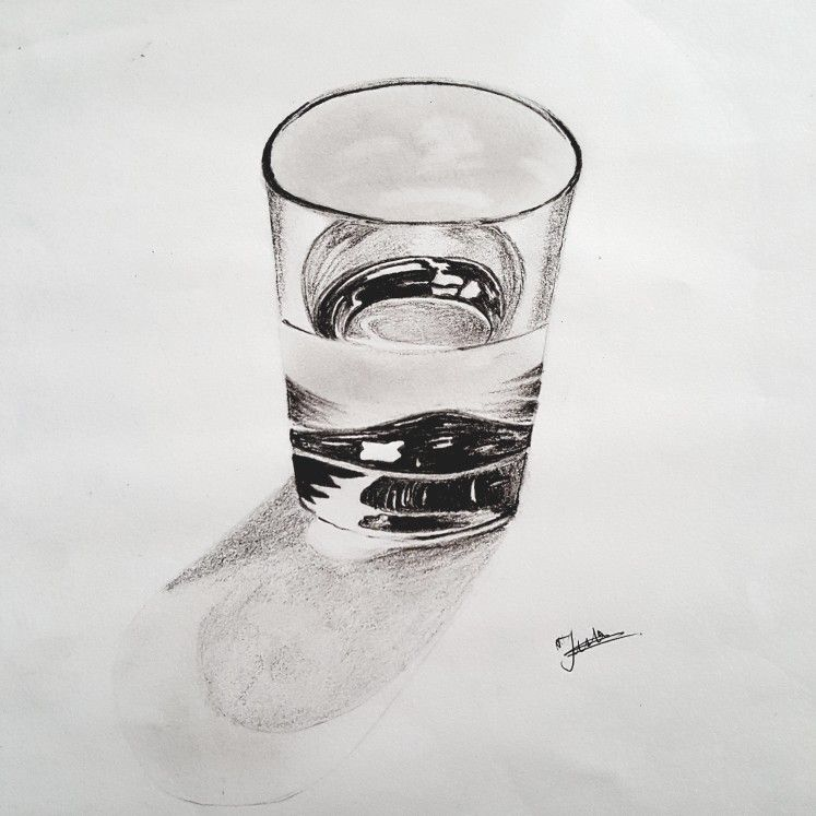 #glass #glasses #art #artist #sketch #water #glassreflection #3dart #3dartwork #instaart #instaartist #instaartists #artlove #loveart #artistlove #artoftheday #picoftheday #transparent #transparentglass #sketchlover #artoninstagram #artrealistic #artistsofinstagram #artofvisuals #charcoal #charcoalart #pencilwork