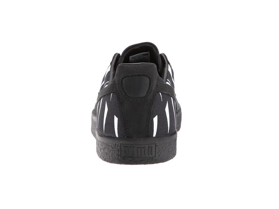 low priced d791d 7d1b5 PUMA Puma x Naturel Clyde Black Rain Sneaker Shoes PUMA ...