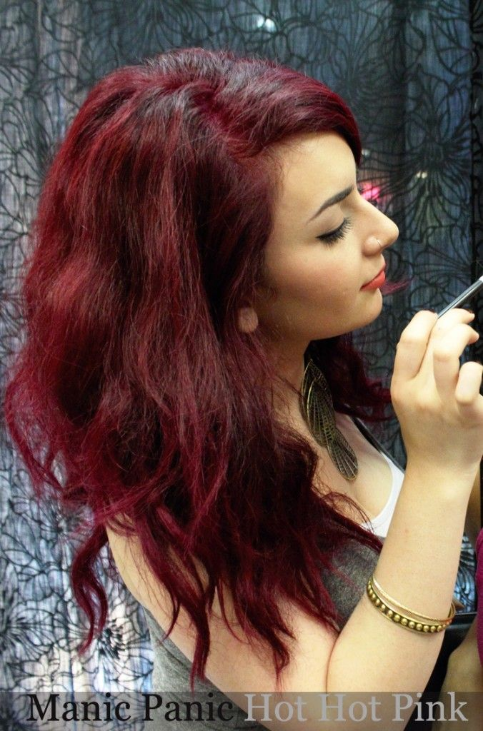 How To Dye Black Hair To Red Without Bleach September 2017