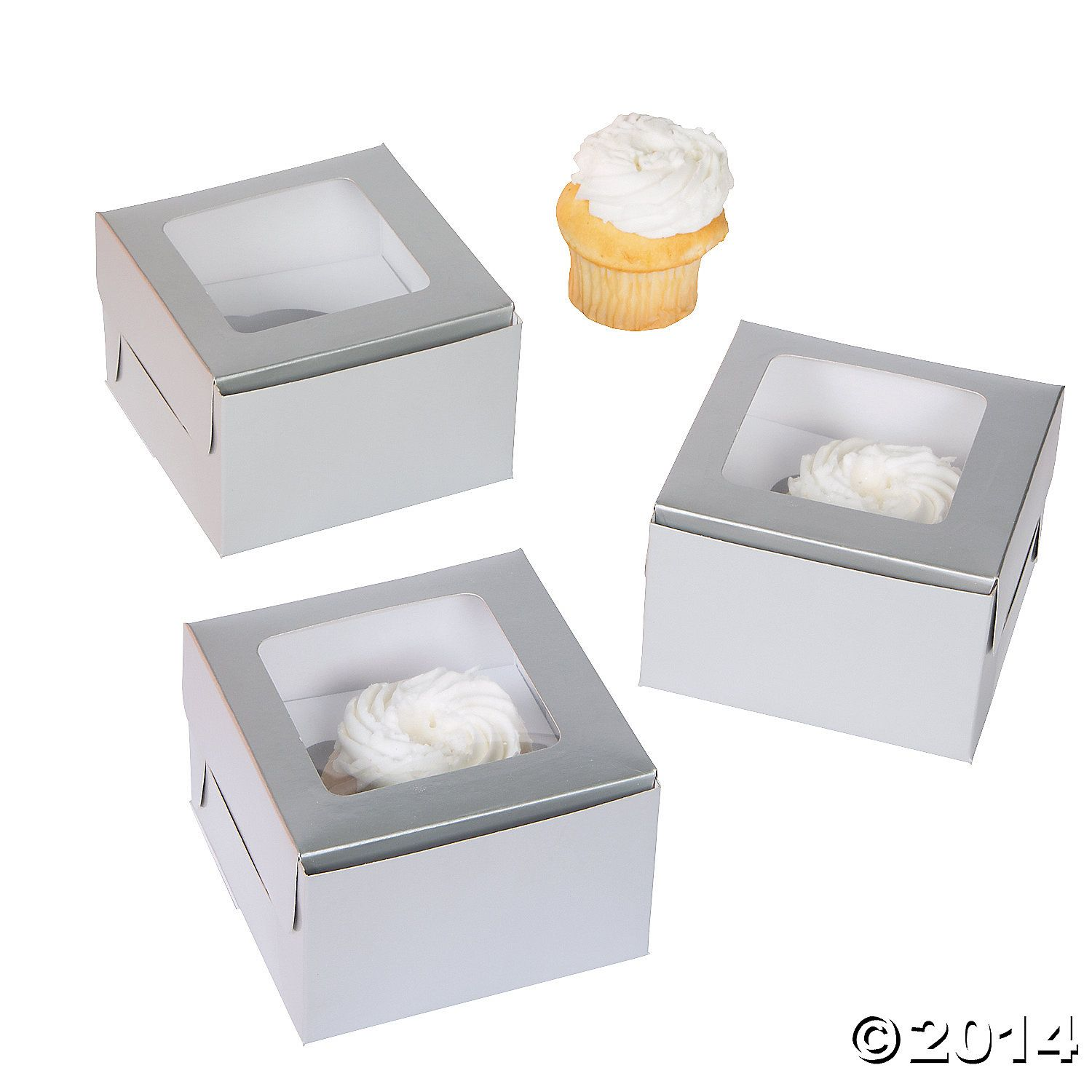 Cupcake Boxes | Cupcake boxes, Craft business and Box