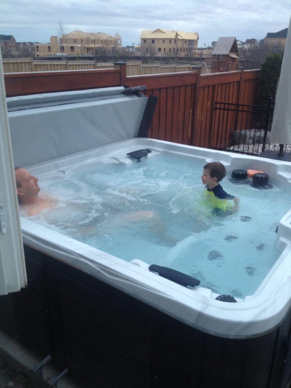 10+ Most Stunning Salt Water Hot Tub & Salt Water Hot Tub 101 ...