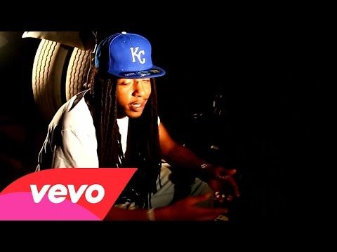 """JESSIE SPENCER: Young Ziggy - """"Inhale"""" (Official Music Video)"""