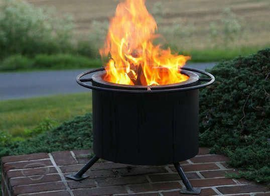 """Photo of Visit our site for even more relevant information on """"fire pit diy cheap"""". It is…"""