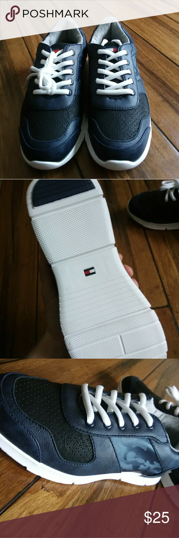 Tommy Hilfiger Forager size 5 shoes
