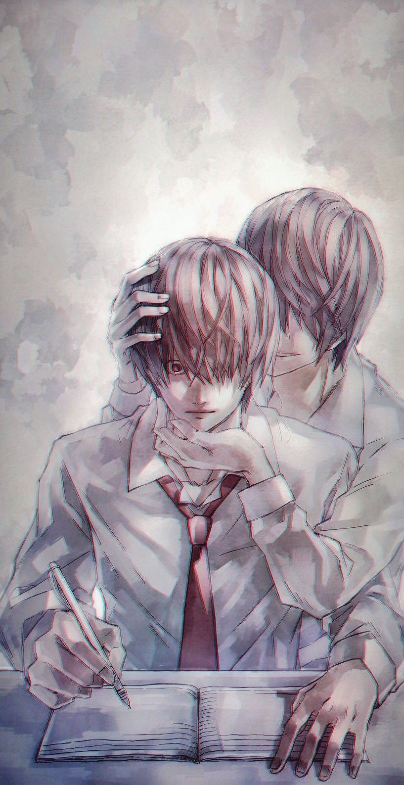 Light Yagami Death Note Light Death Note L Death Note Fanart