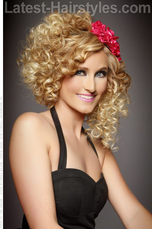 Peachy 1000 Images About Curly Hairstyles On Pinterest Curly Short Hairstyles Gunalazisus