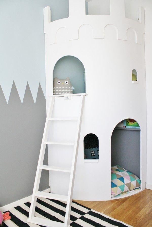 un sueño de #habitación infantil