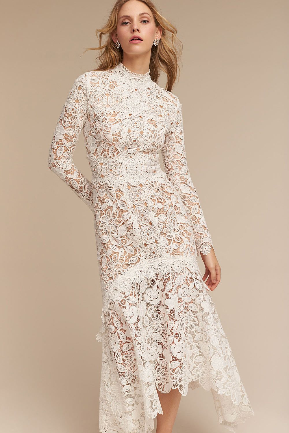 Bhldn boho luxe bridal trend a giveaway layer cake in