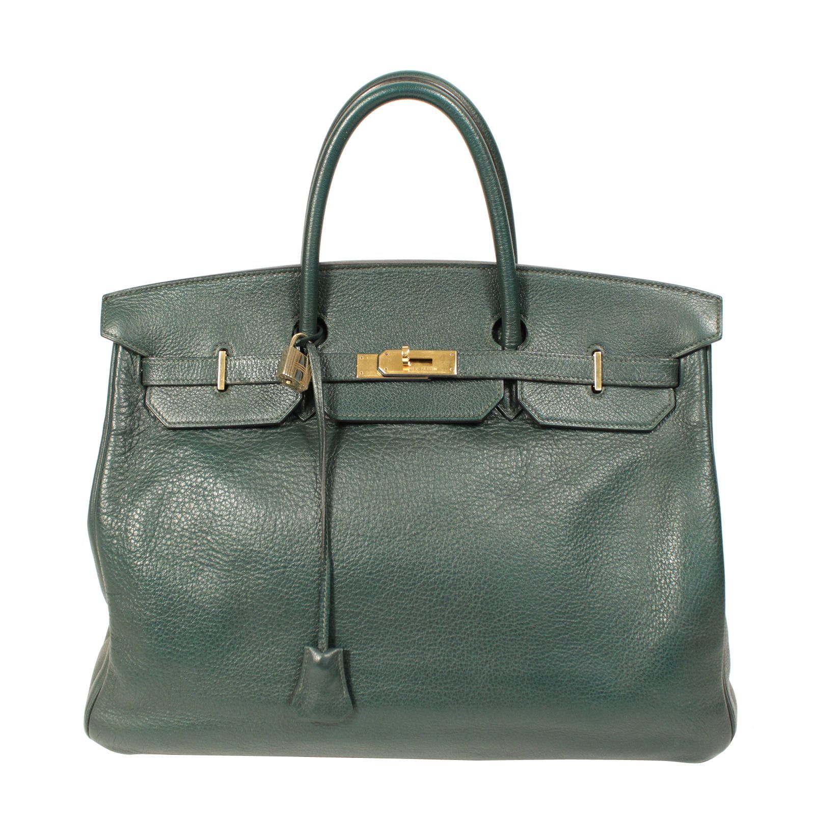 Beautiful Birkin 40  leather  green   Hermès   Pinterest   Leather 4c3c0802391