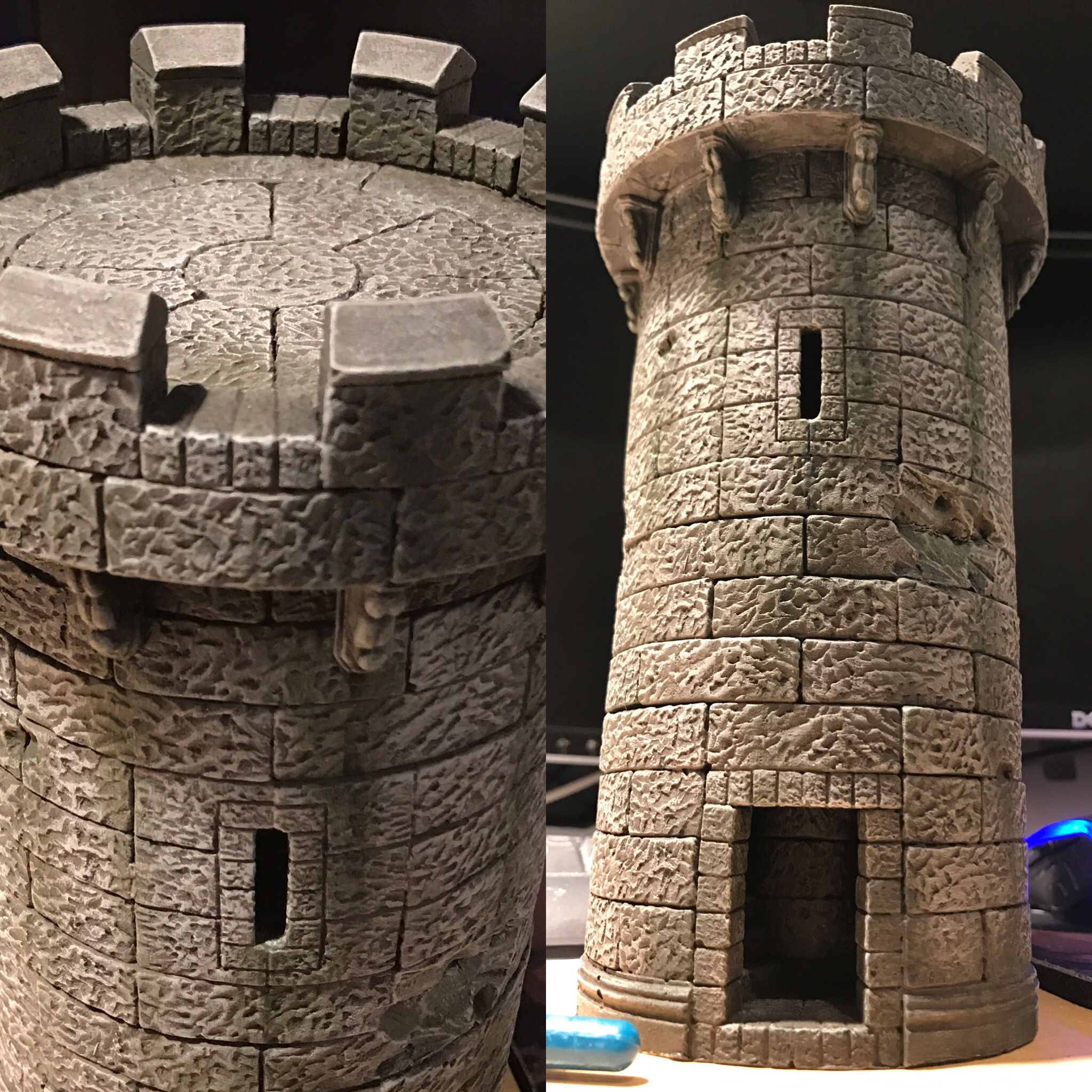 10+ Castle top information