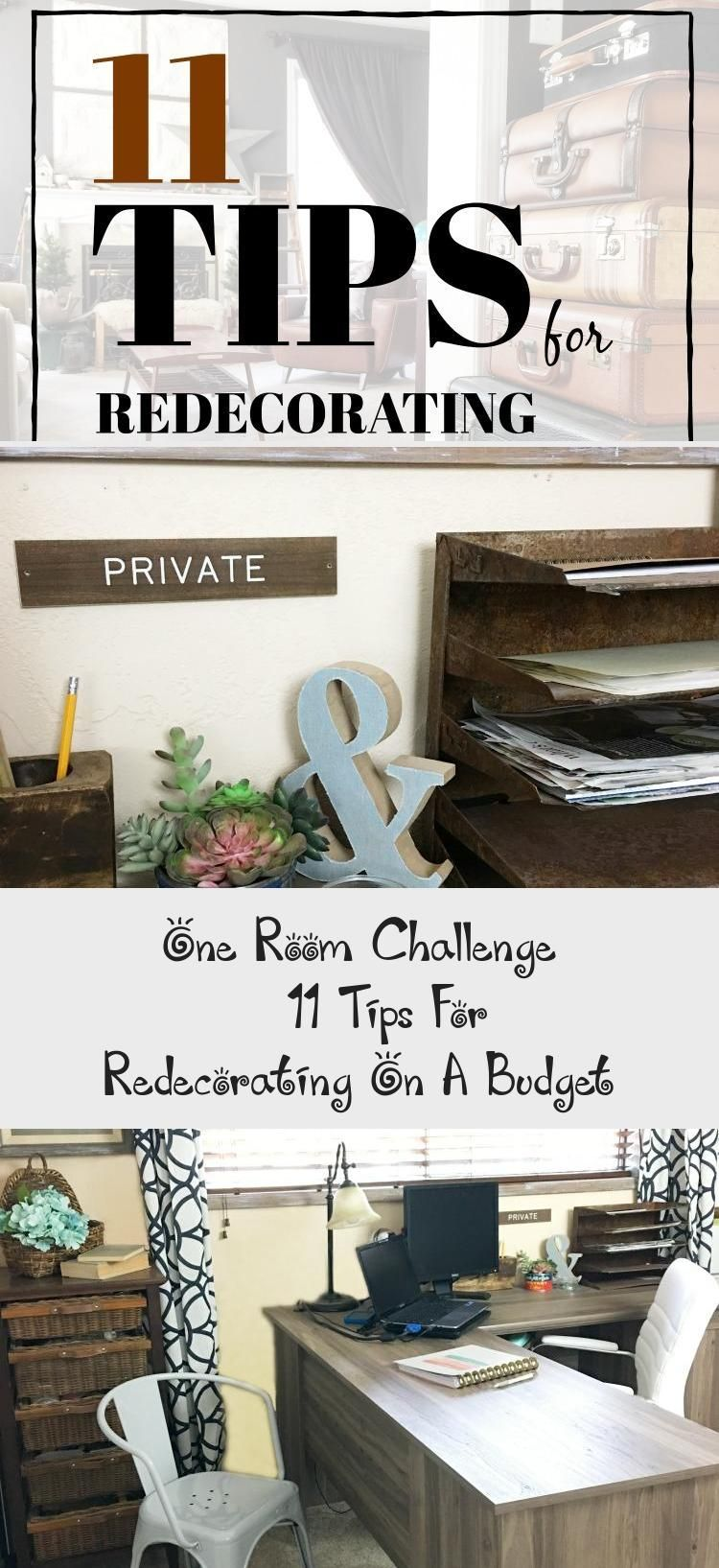 How to redecorate on a budget.  Here are some tips.  Find more on salvagesisterandmister.com #HomeDecorDIYVideosBedroom #HomeDecorDIYVideosIdeas #HomeDecorDIYVideosOnABudget #HomeDecorDIYVideosCheap #HomeDecorDIYVideosApartment