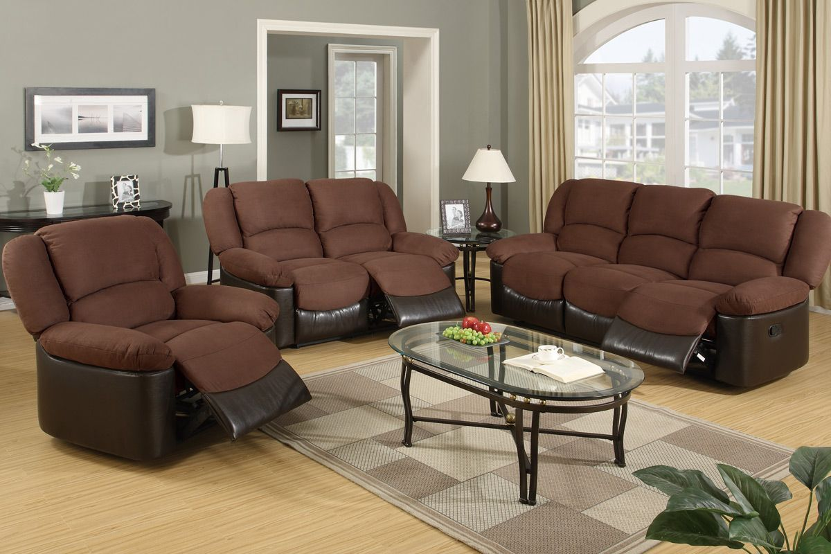 Living Room Paint Ideas With Brown Furniture 4