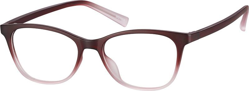 75fc6da6a2 Red Cat-Eye Glasses  2023918