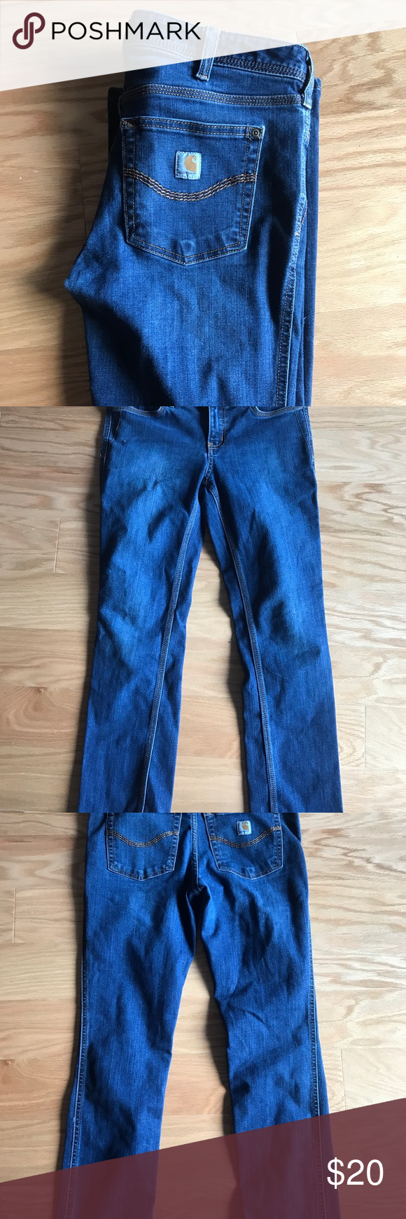 Carhartt women's jeans size 4 short I grew out of this size but love these jeans!! They're in really great condition- even the hems are perfect. Carhartt Jeans Straight Leg #carharttwomen Carhartt women's jeans size 4 short I grew out of this size but love these jeans!! They're in really great condition- even the hems are perfect. Carhartt Jeans Straight Leg #carharttwomen