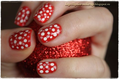 NOTD: All for Christmas ~ By Dee make-up and more