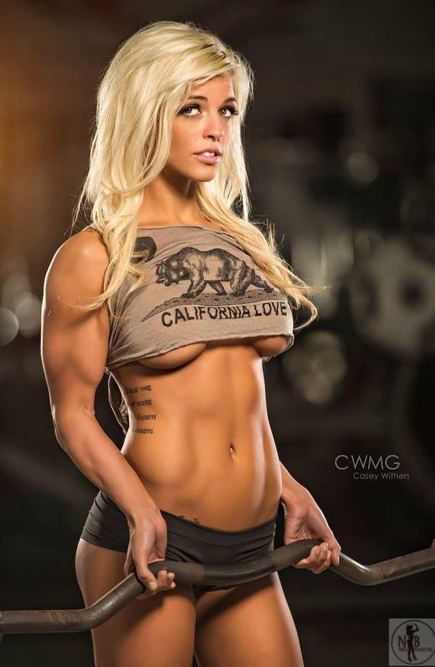 Female Form #StrongIsBeautiful #Motivation #WomenLift2 Nikki ...