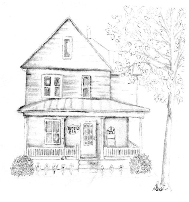 Drawings Of Farm Houses 507 724 Farm 3276 The 300 Acre Pieper