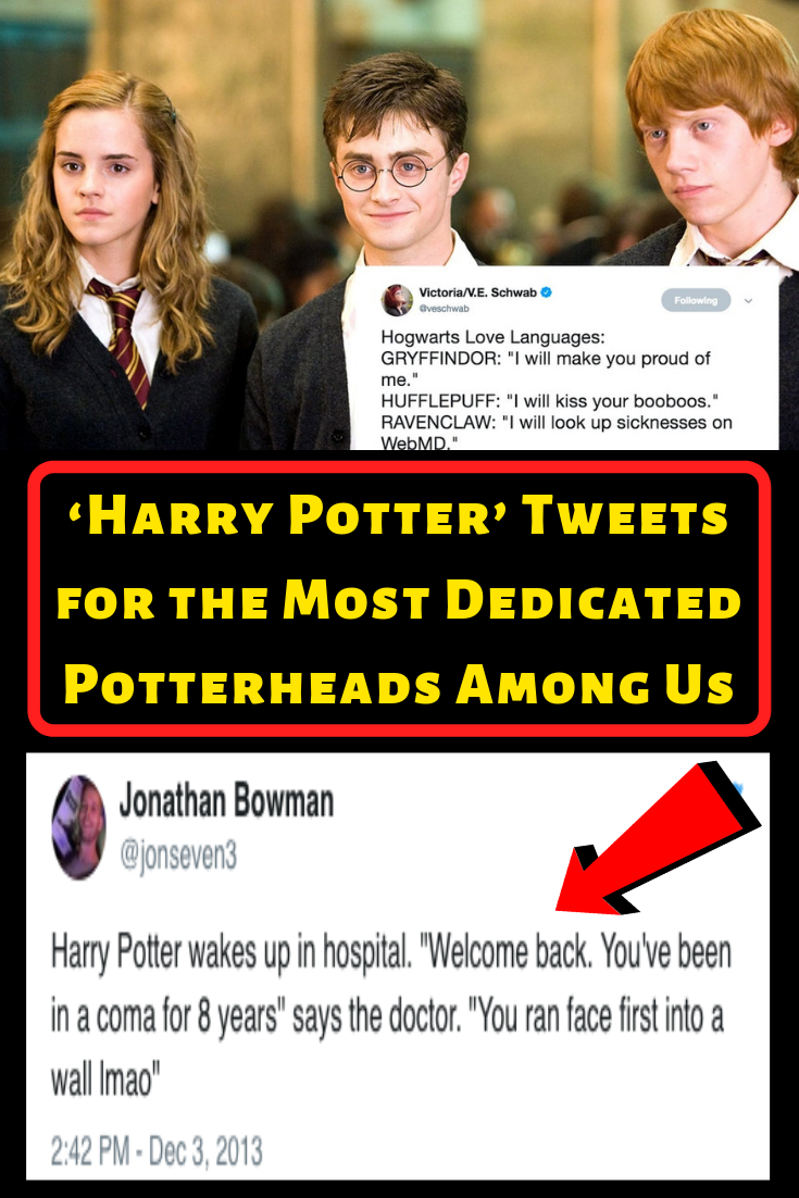 Harry Potter Tweets For The Most Dedicated Potterheads Among Us Funny Moments Funny Fails Stupid Funny Memes