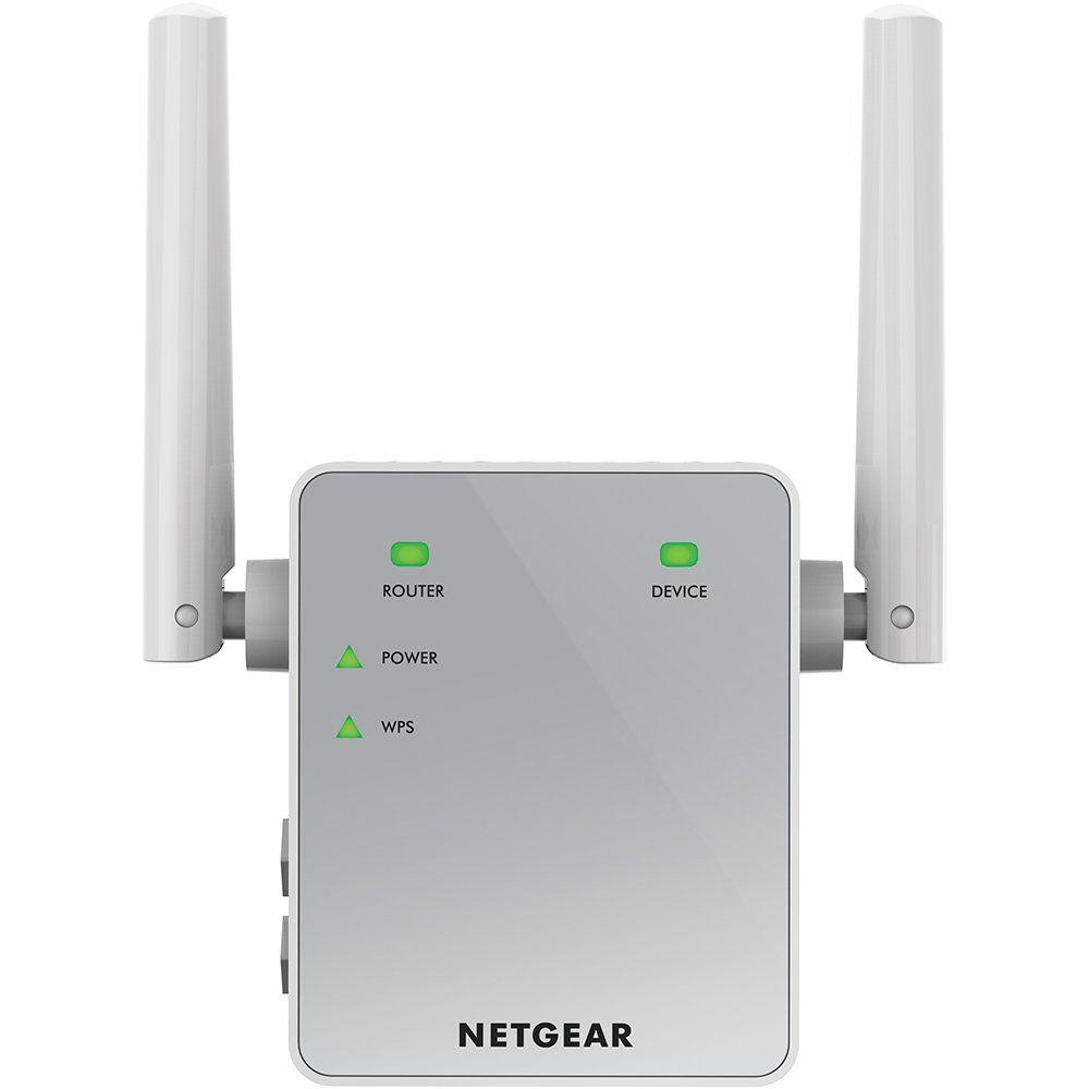 Amazon.com: NETGEAR AC750 WiFi Range Extender (EX3700 ...
