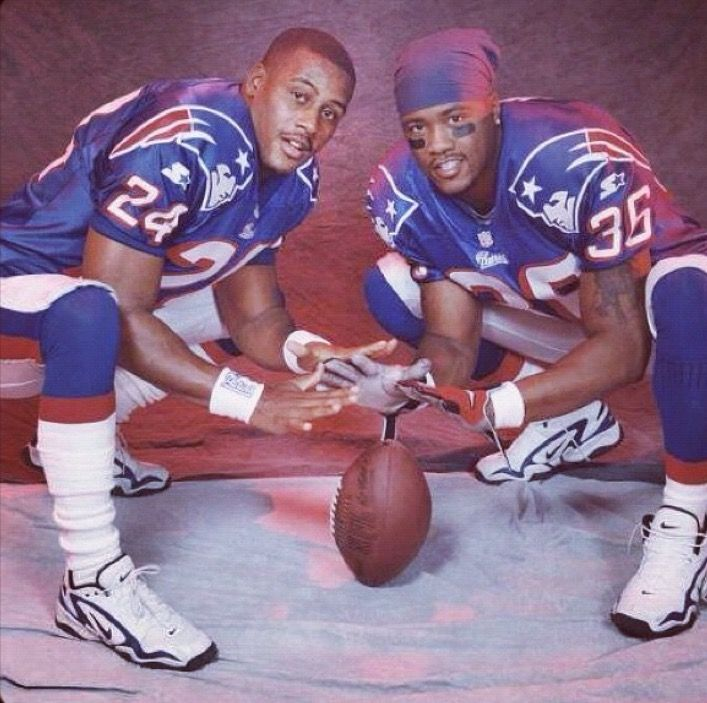 Ty Law and Lawyer Milloy  d05447ddb