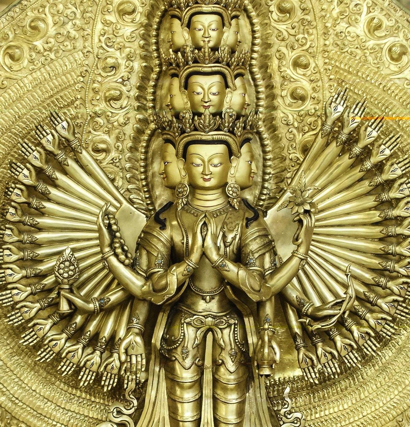 1000 armed Avalokiteshvara