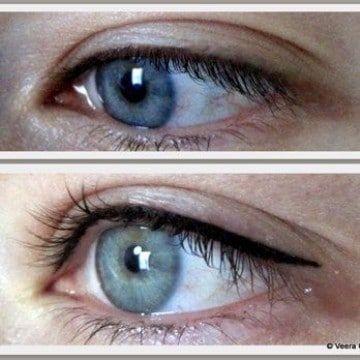 Cuidados Del Tatuaje Delineado De Ojos Permanente Delinear Ojos