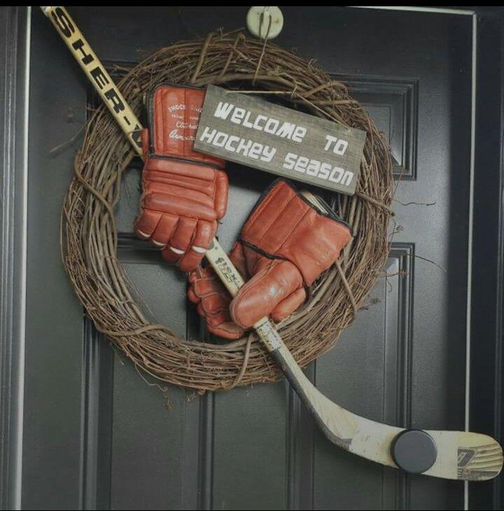 Perfect for a new hockey season. | Hockey | Pinterest | kreative ...