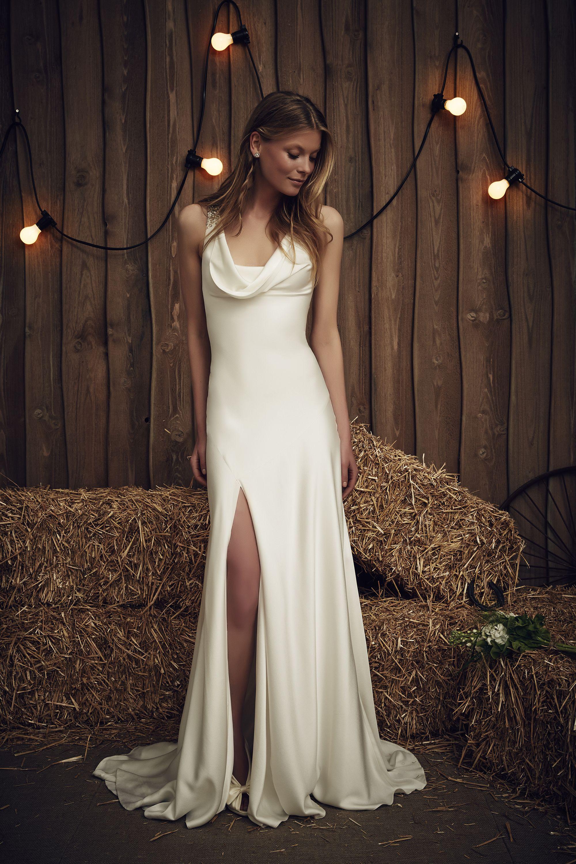 Jenny Packham Eclipse Ivory | Brautkleider | Pinterest | Jenny ...