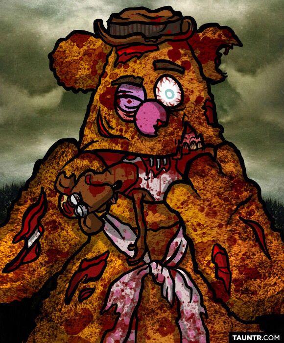 Zombie Fozzie