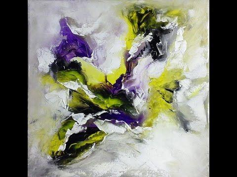 Youtube Abstrakte Malerei Abstrakt Und Acrylmalerei Abstrakt
