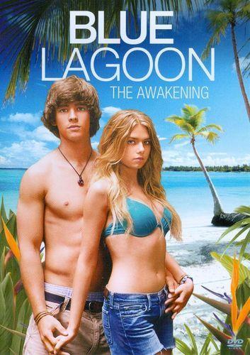Blue Lagoon The Awakening Dvd 2012 Filme Lagoa Azul Lagoa