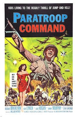 Download Paratroop Command Full-Movie Free