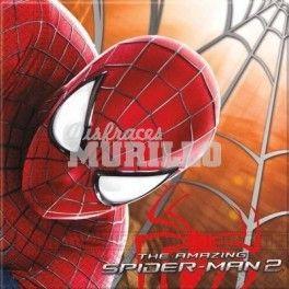 Servilletas Spiderman - Disfraces Murillo