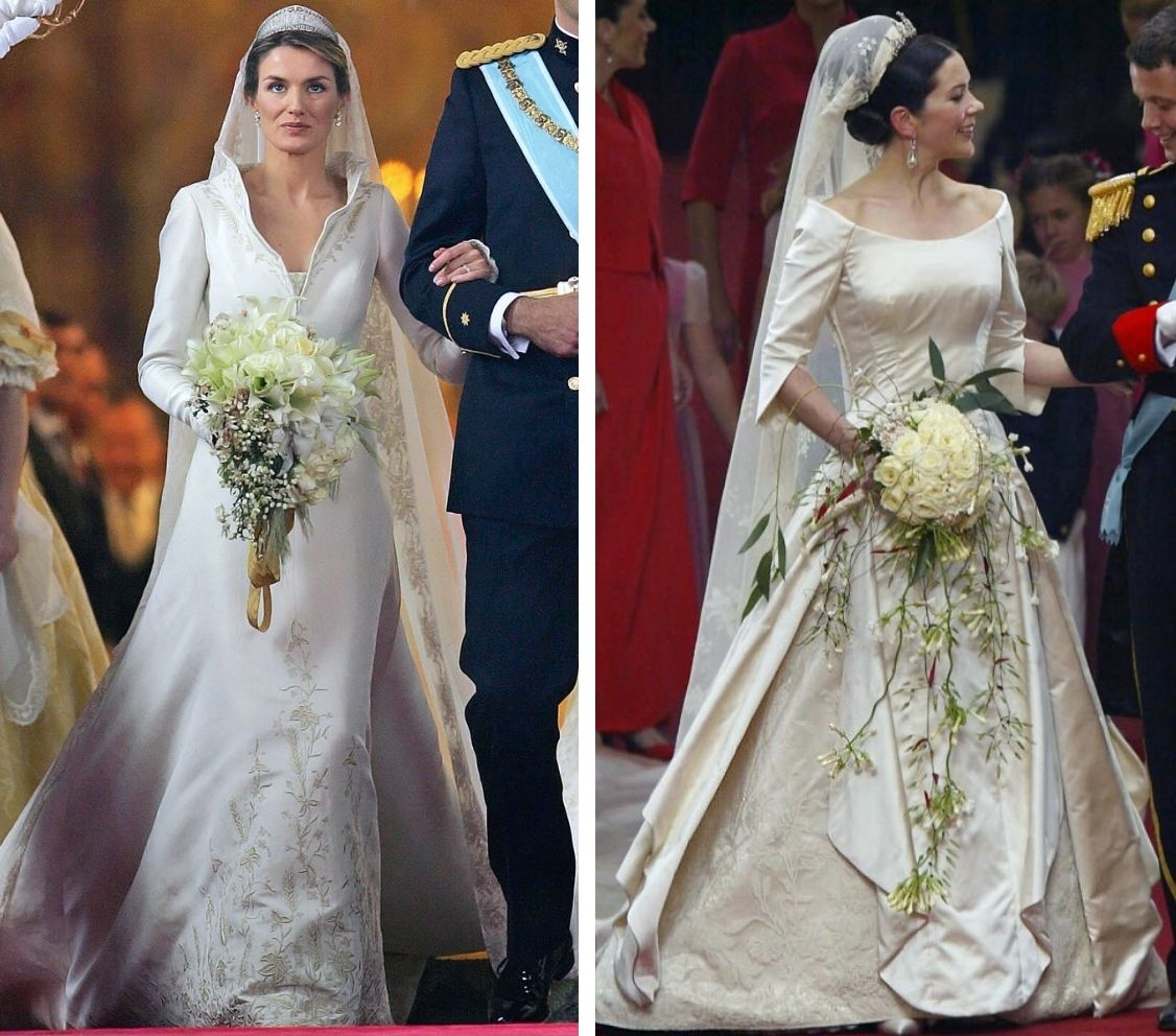 bouquet for wedding ideas royalroaster royal gowns and bouquets letizia 2004 2024
