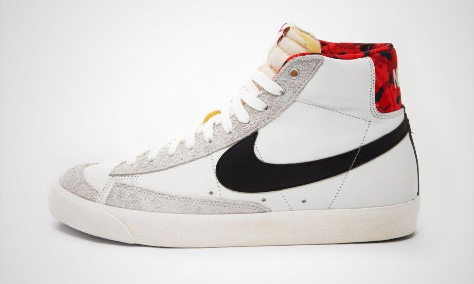 """Nike Blazer Mid 77 """"Red Camo""""  8d80f63aa50d"""