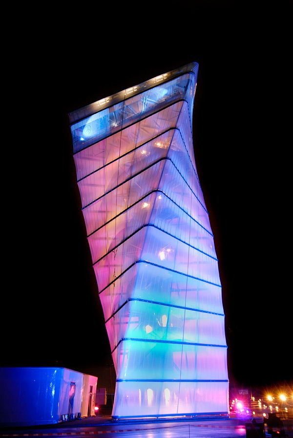 BBI INFO TOWER, BERLIN | See More in Real WoWz