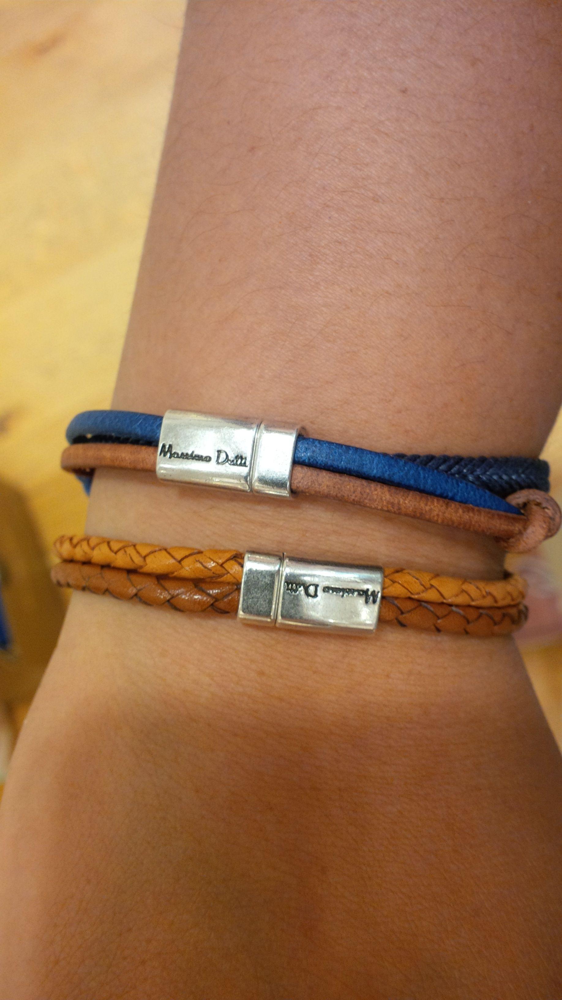 6b89791f94e3b Massimo dutti leather bracelets for men | My Style | Bracelets for ...