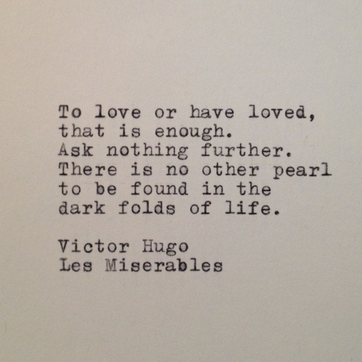 Books With Quotes About Life Lesmiserablesnovelquotes  Like This Item  Books  Pinterest
