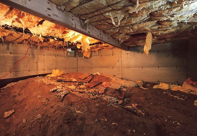 Crawl Space Solutions Crawl Spaces Storage Area And Storage