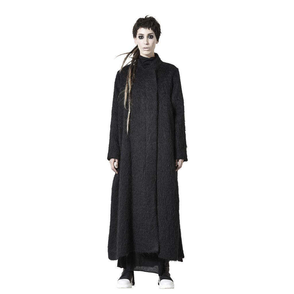 Shop sustainable luxury avantgarde designer barbara i gongini black