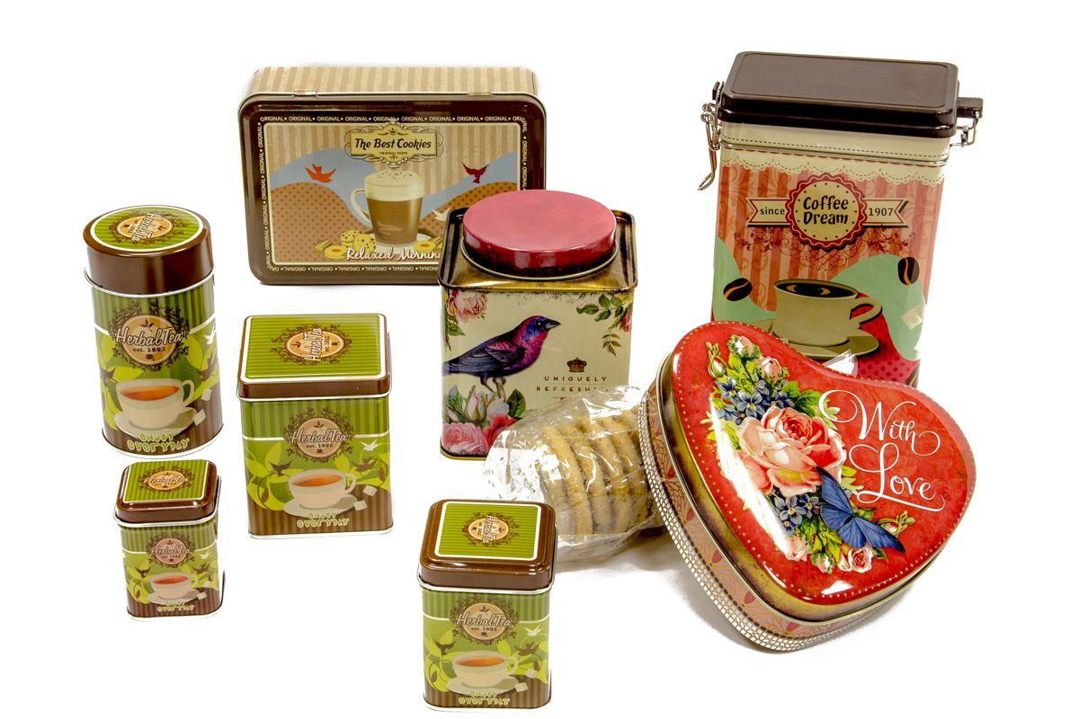 Scatole porta té prodotte da tipack srl di Pavia
