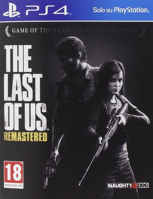 The Last of Us Remastered EURO 29,99