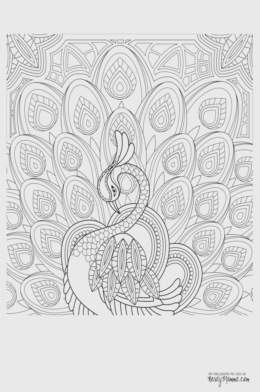 Nature Mandala Coloring Pages Printable Lovely Coloring Pages For Adults Animals Fresh Col Detailed Coloring Pages Mandala Coloring Pages Animal Coloring Pages