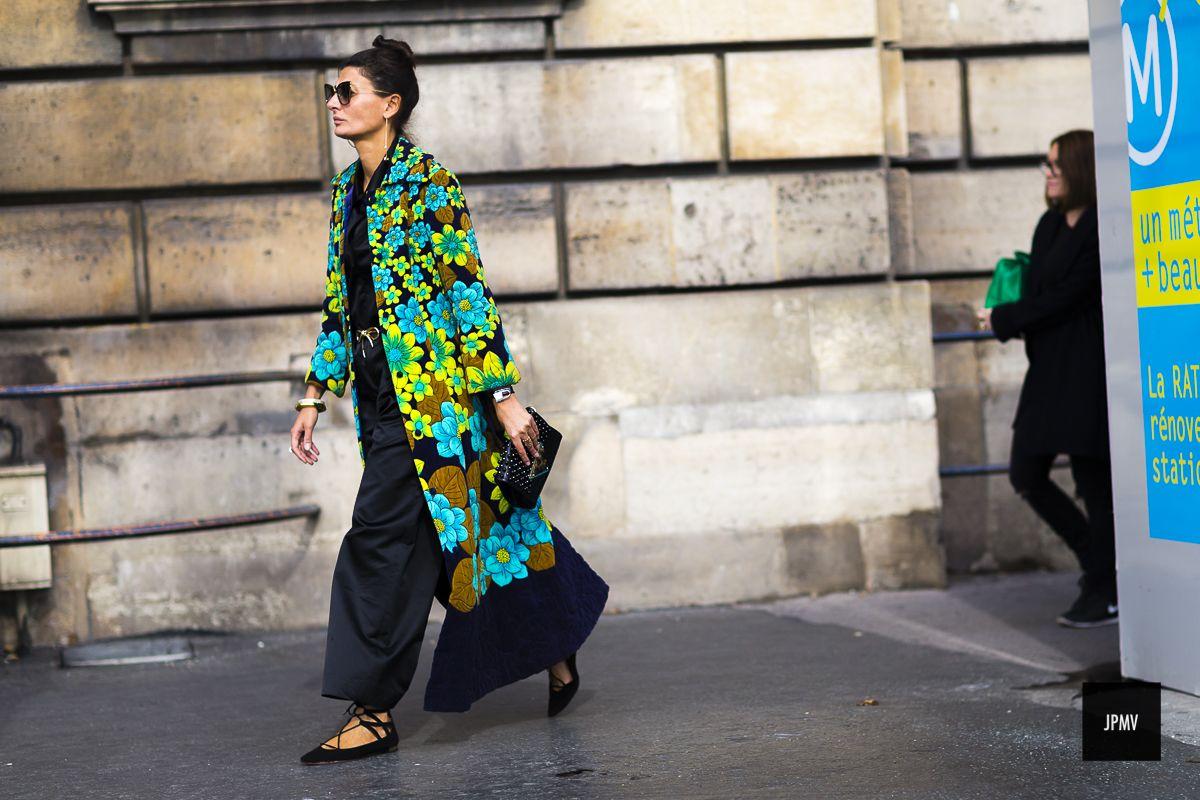 J'ai Perdu Ma Veste / Giovanna Battaglia – Paris // #Fashion, #FashionBlog, #FashionBlogger, #Ootd, #OutfitOfTheDay, #StreetStyle, #Style